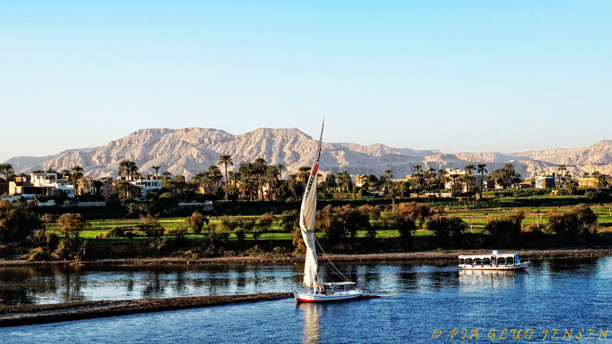 Egypt Luxor 2018 by piaglud