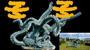 Squid 1 DSC05428 by piaglud