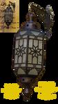 Egyptian lantern DSC06700 by piaglud