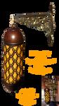 Egyptian lantern DSC06694