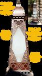 Egyptian lantern DSC06692 by piaglud