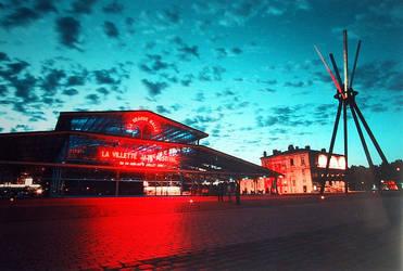 In Paris 2 by pixlpushr