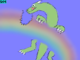 Oekaki: Taste the Rainbow by StevenRoy