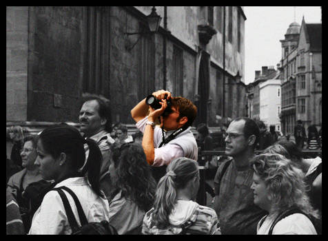Photographers Stand Out