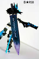 Black Rock Shooter Beast Blade/gun