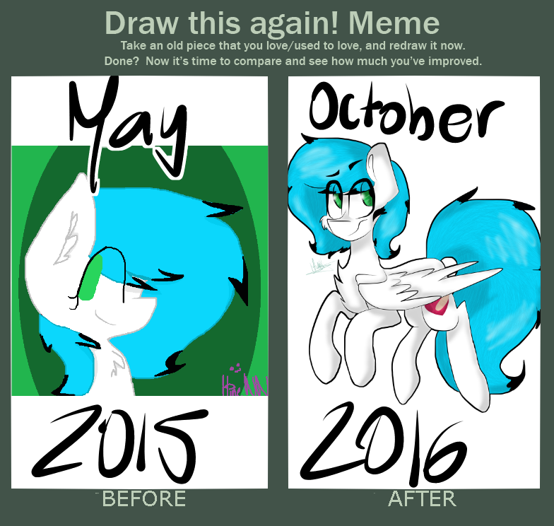 draw this again meme template - meme draw this again by fluttercrafts on deviantart