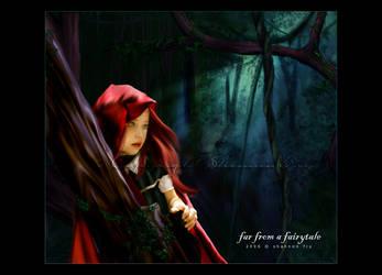 Far From A Fairytale by trinity-77