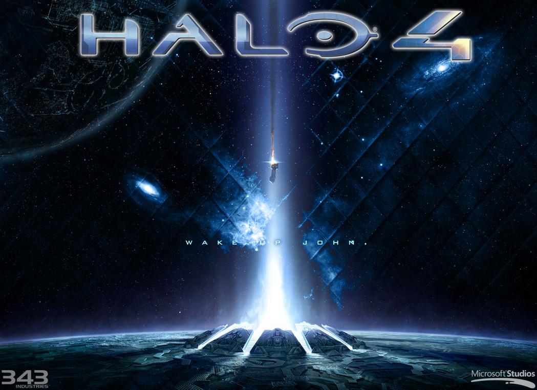Halo 4 - Wake up John by DecadeofSmackdownV3