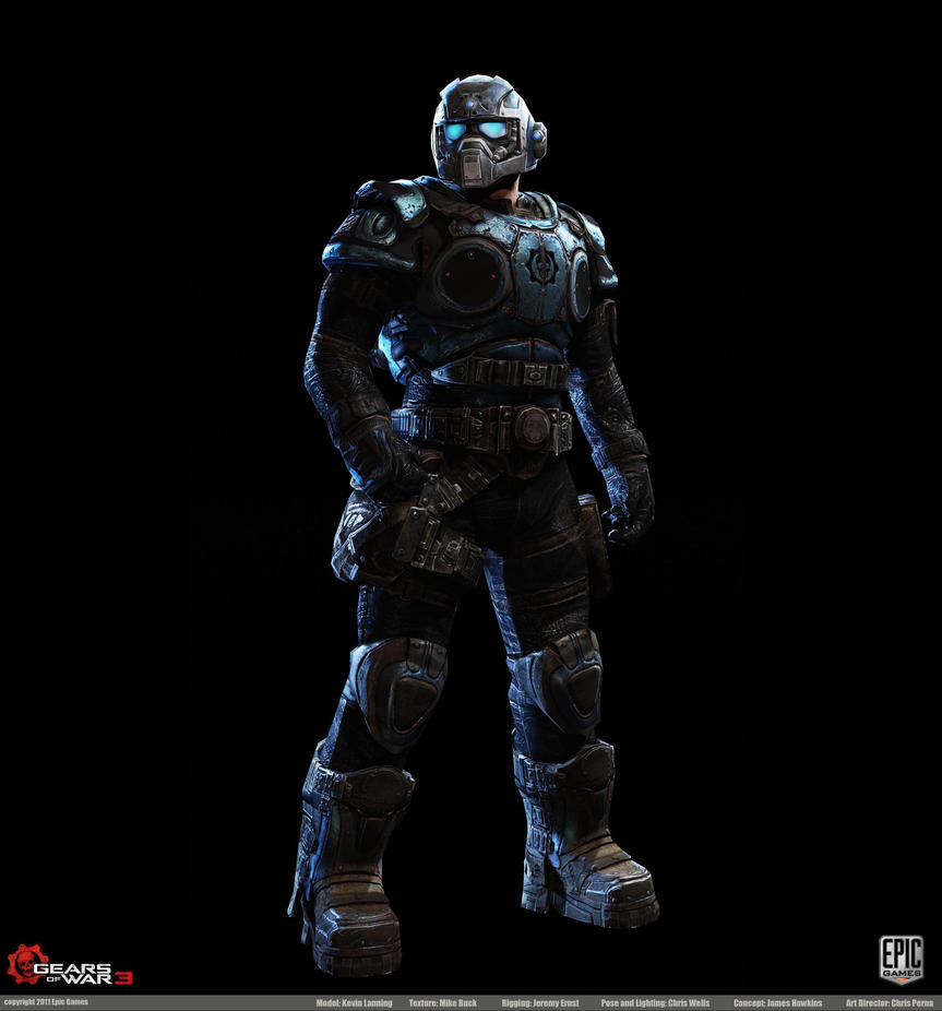 drone gears of war with 12736 on 12736 likewise Gears Of War COG Helmets 265657564 moreover 2507653386 further 561411 besides Savage Boomer.