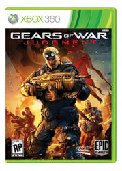 Gow: Judgment - Cover