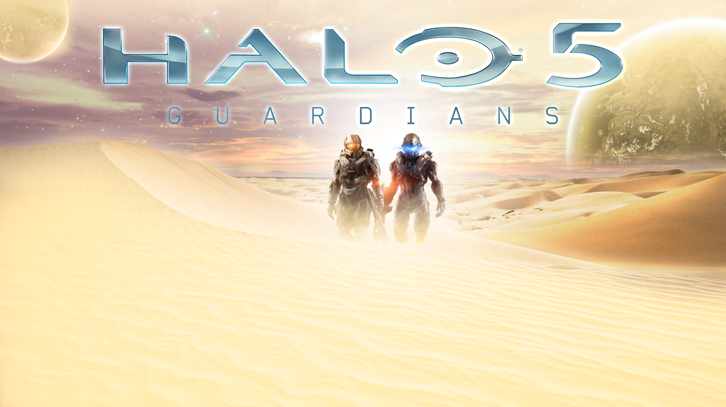 Halo 5 Guardians Wallpaper: Wallpaper [Fan Art] By
