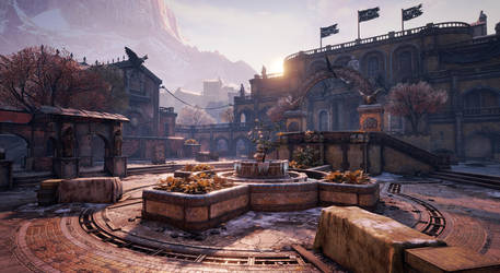 Gears of War 4: Mercy / Multiplayer Map