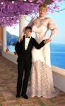 Cassandra's Wedding Picture