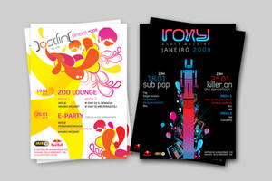 Roxy + Josefine Posters by absintho