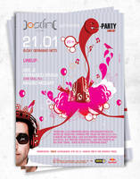 E-party Poster by absintho