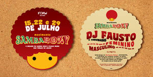 Samba Roxy by absintho