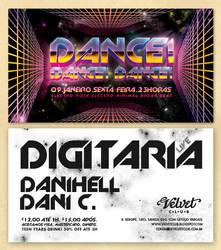 DanceDanceDance by absintho