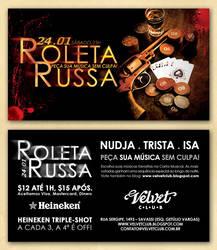 Roleta Russa by absintho