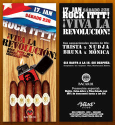 Viva La Revolucion by absintho