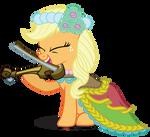 Applejack the Fiddler