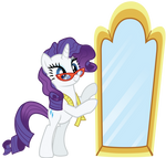 Rarity with a Mirror