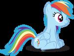 Sitting Rainbow