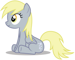 Derpy by birthofthepheonix