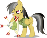 Daring Do and the Wounded Hat