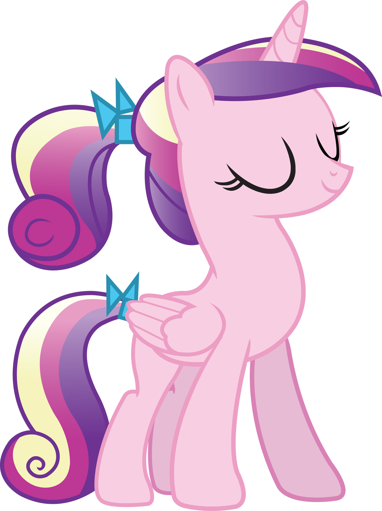 My little pony friendship is magic princess cadence filly - My little pony cadence ...
