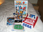 Stuff I got at Summer of Sonic