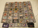 Me N64 game Collection