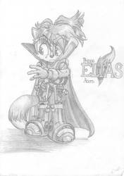 Prince Elias by EUAN-THE-ECHIDHOG