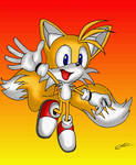 Sonic Heroes - Tails