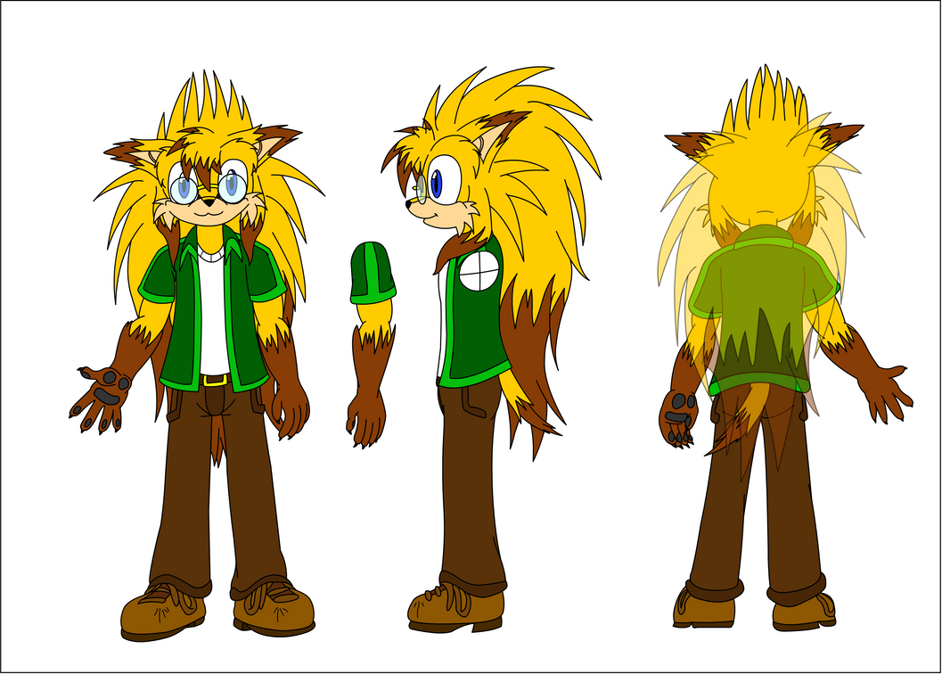 Euan the Echidhog reference