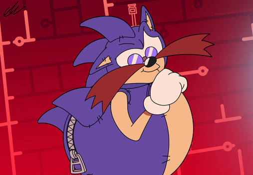 Sonic Redraw - Man of the Year