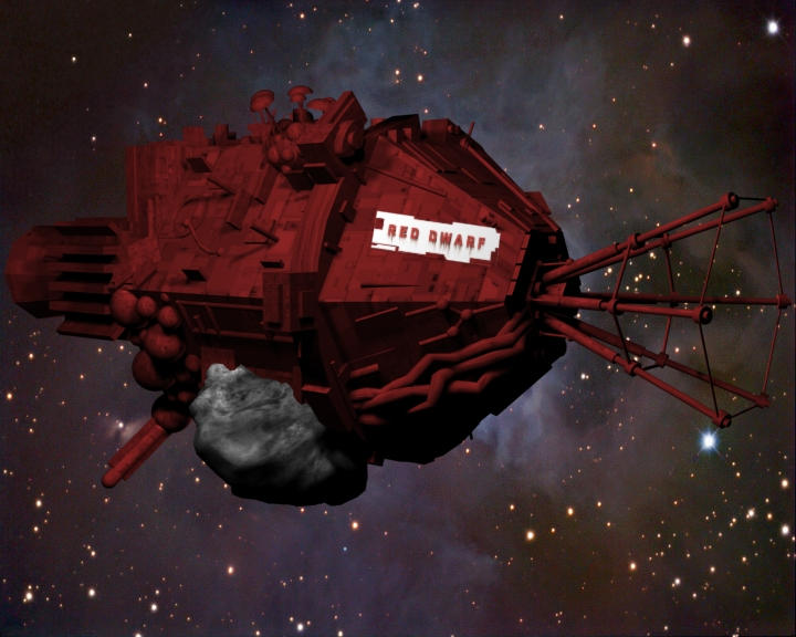 red dwarf ship wallpaper - photo #18