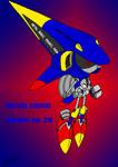 Metal Sonic Model no. 29