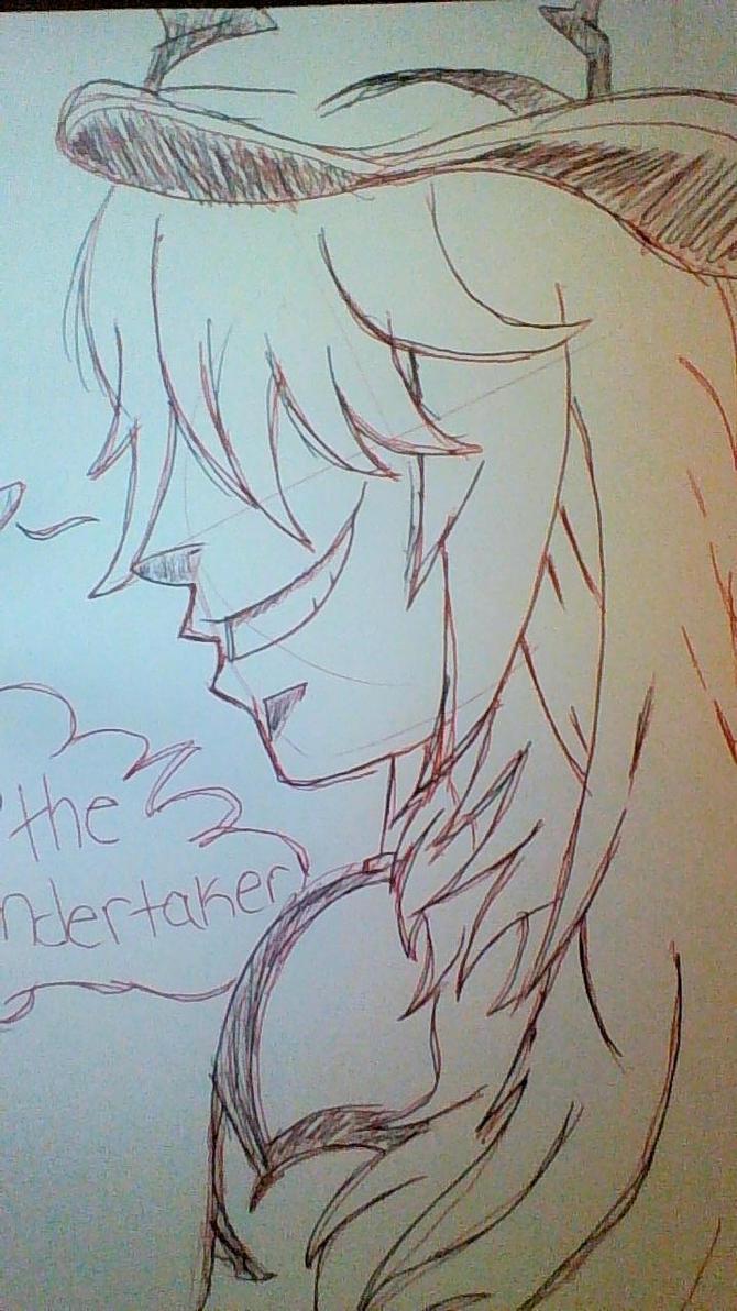 The Undertaker by JeffTheKiller1234