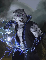 Essence of Lightning by Scyrex