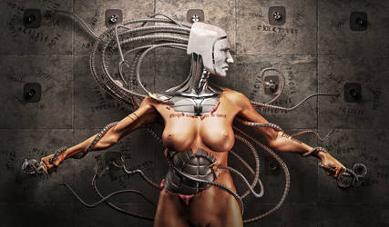 Ego machine by SzL88