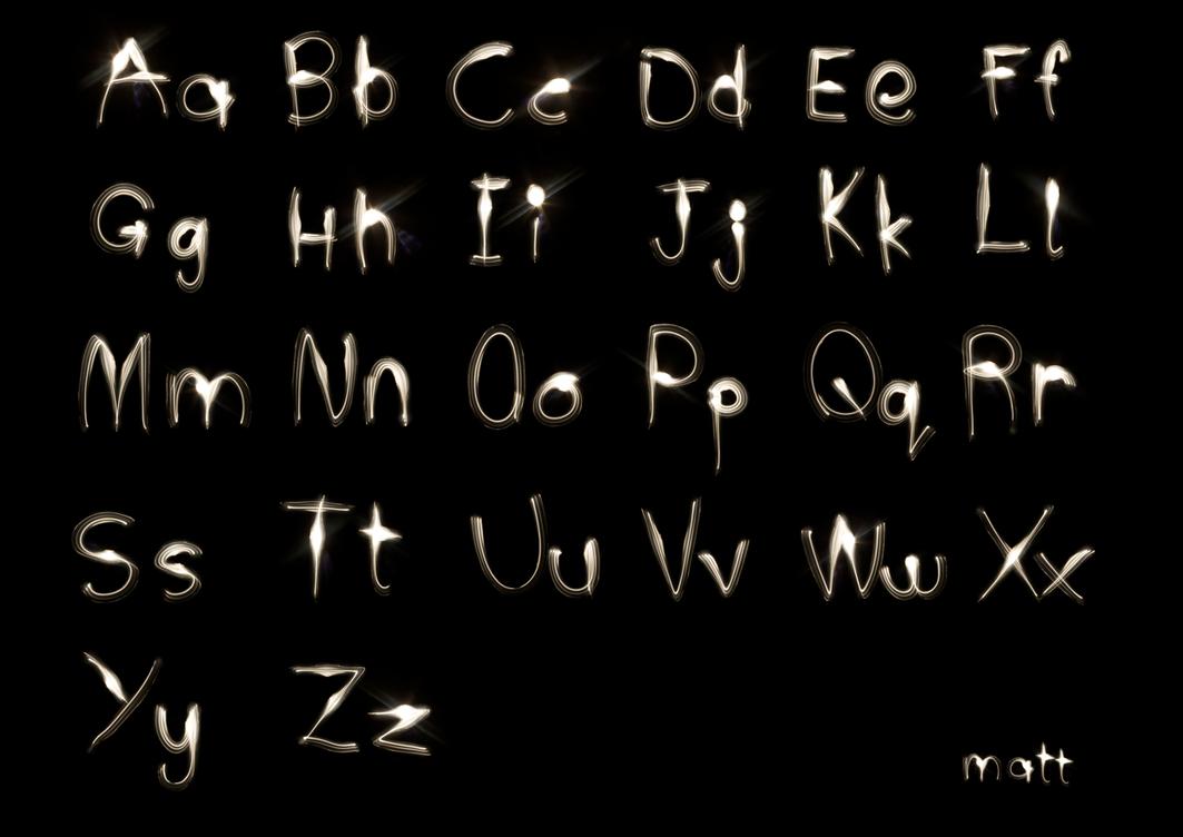light alphabet by francepantsdance on deviantart