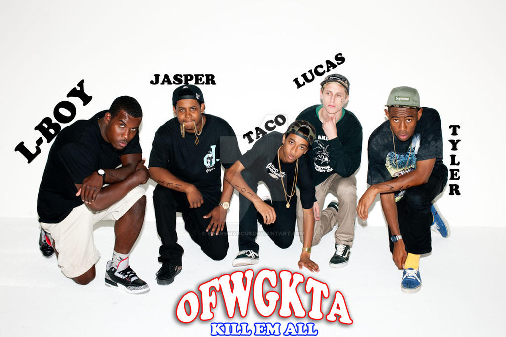 OFWGKTA By WeAreMarcus On DeviantArt