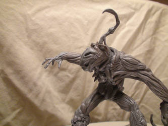 Twisted Creature-Unpainted 01 by S1yMcNasty