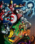 Marvel vs Capcom 3: Redux