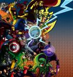 Ultimate Marvel vs. Capcom 3: Marvel side