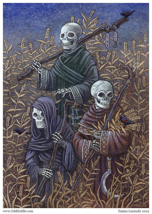 Three Deaths by emla