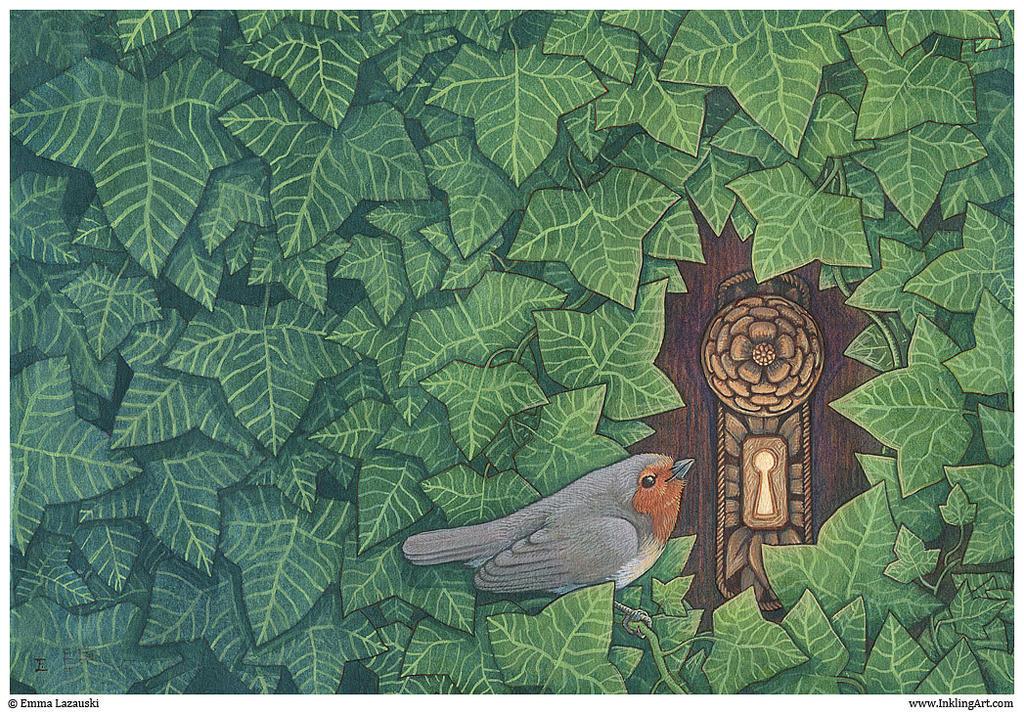 The Secret Garden by emla