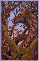 Sketchbook - Emily's Autumn Spirit by emmalazauski