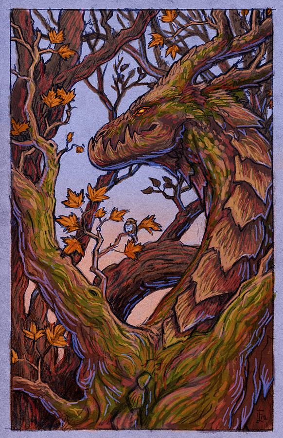 Sketchbook - Niel's Autumn Spirit