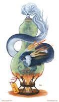 Bottled: Smokey Serpent